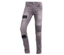 CURE Jeans Slim Fit washed grey