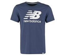 CLASSICS - T-Shirt print - navy
