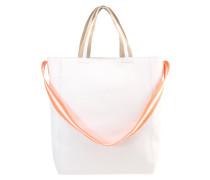 TOTHILL RISE Shopping Bag cuir blanc