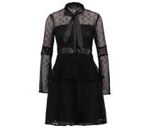 Blusenkleid jet black/frost