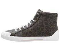 GITTA Sneaker high brown