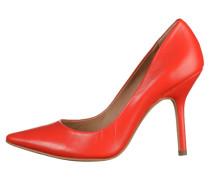 High Heel Pumps vermelho