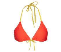 FIJI BikiniTop red/yellow