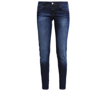 LINDY - Jeans Slim Fit - dark indigo stretch