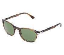 Sonnenbrille brown/green