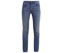 Jeans Straight Leg vintage blue