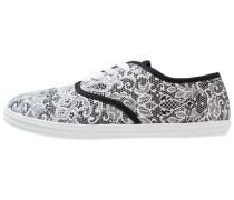 Sneaker low - black/white