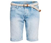 Shorts pastel light blue