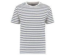 T-Shirt print - mountain white