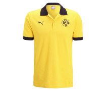 BVB Poloshirt cyber yellow/black