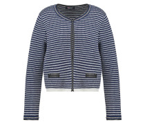 Strickjacke marine