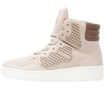 BALLER - Sneaker high - nude