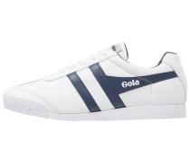 HARRIER Sneaker low white/navy