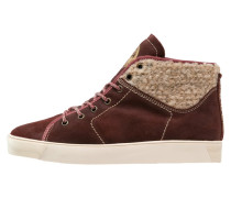 MINNA Sneaker high burnt sienna