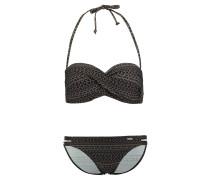 Bikini black/stone