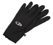 QUANTUM Fingerhandschuh black