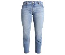 VIHINT - Jeans Slim Fit - medium blue
