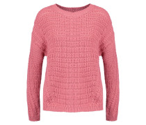 Strickpullover - dusty rose