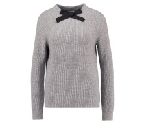 GAYLE Strickpullover heather graphite