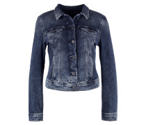 CHARLIZE - Jeansjacke - blue black sporty