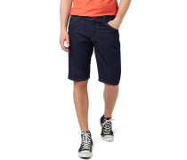 ATWOOD REGULAR - Jeans Shorts - blue denim