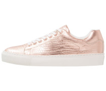 Sneaker low rose gold