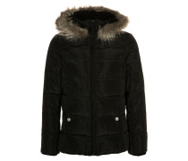 LISA Winterjacke black