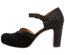 XONCE Plateaupumps black
