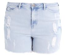 JRONE - Jeans Shorts - light blue denim