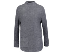 Strickpullover - charcoal marl