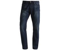 ATWOOD - Jeans Straight Leg - stone wash denim