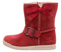 CRAZY FUN Stiefel red