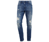 Jeans Relaxed Fit - blu denim