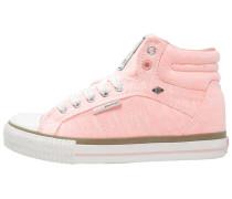 DEE Sneaker high light peach