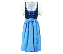 SET Dirndl blue