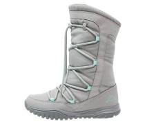 HUSKY Snowboot / Winterstiefel grey/mint