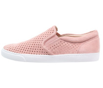 GLOVE PUPPET Slipper dusty pink
