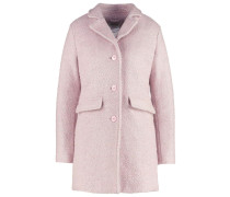 Wollmantel / klassischer Mantel lilac