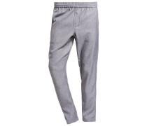 SHDKEY Stoffhose grey melange