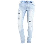 DEXTER - Jeans Slim Fit - light blue denim