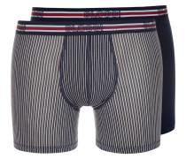 SPORTS 2-PACK - Panties - blau