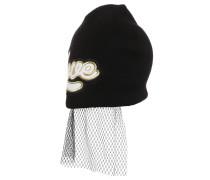 DRAGO CUFFIA Mütze black
