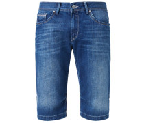 Jeans Shorts - dunkelblau
