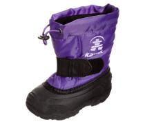 TICKLEEU Snowboot / Winterstiefel purple