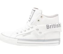 ROCO Sneaker high white/light grey