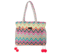 BATIK FESTIVAL - Shopping Bag - dark pink