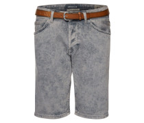 Jeans Shorts steel grey