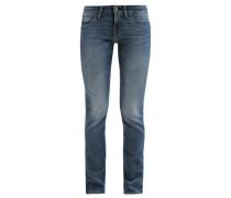 THE OLIVA Jeans Slim Fit medium green used