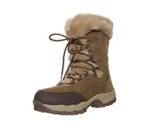 HiTec ST MORITZ 200 WP II Snowboot / Winterstiefel brown/cream