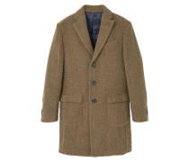 TUCSON Wollmantel / klassischer Mantel beige